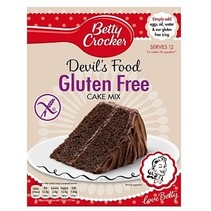 Betty Crocker - Gluten Free Devil Food Cake 425 Gram