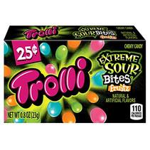 Trolli - Extreme Sour Bites Fruitz 23 Gram