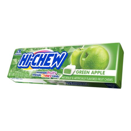 Hi-Chew Hi-Chew - Fruit Chews Green Apple 50 Gram