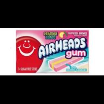 Airheads -  Paradise Blends Raspberry Lemonade Gum 14 Sticks