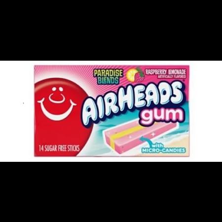 Airheads Airheads -  Paradise Blends Raspberry Lemonade Gum 14 Sticks