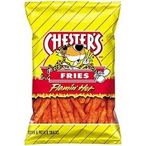 Cheetos - Chester´s Fries Flamin Hot 170,1 Gram