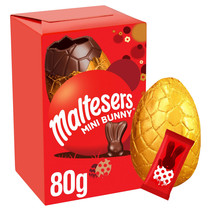 Maltesers - Mini Bunny Small Chocolate Easter Egg 80 Gram