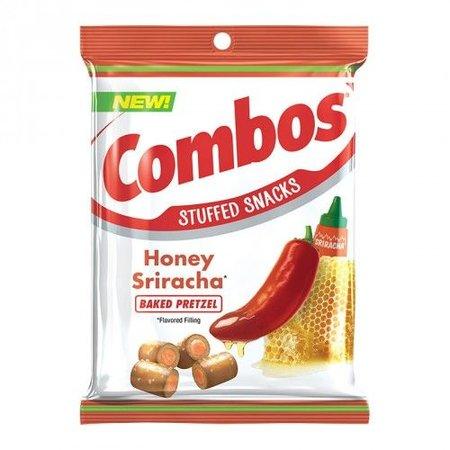 Combos Combos - Spicy Honey Mustard Baked Pretzel 178,6 Gram
