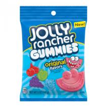 Jolly Rancher - Gummies Peg Bag 142 Gram