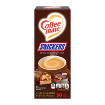 Coffee Mate - Snickers - Liquid Creamer Singles 11ml 50 Stuks