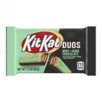 KitKat - Duos Dark Chocolate Mint 42 Gram