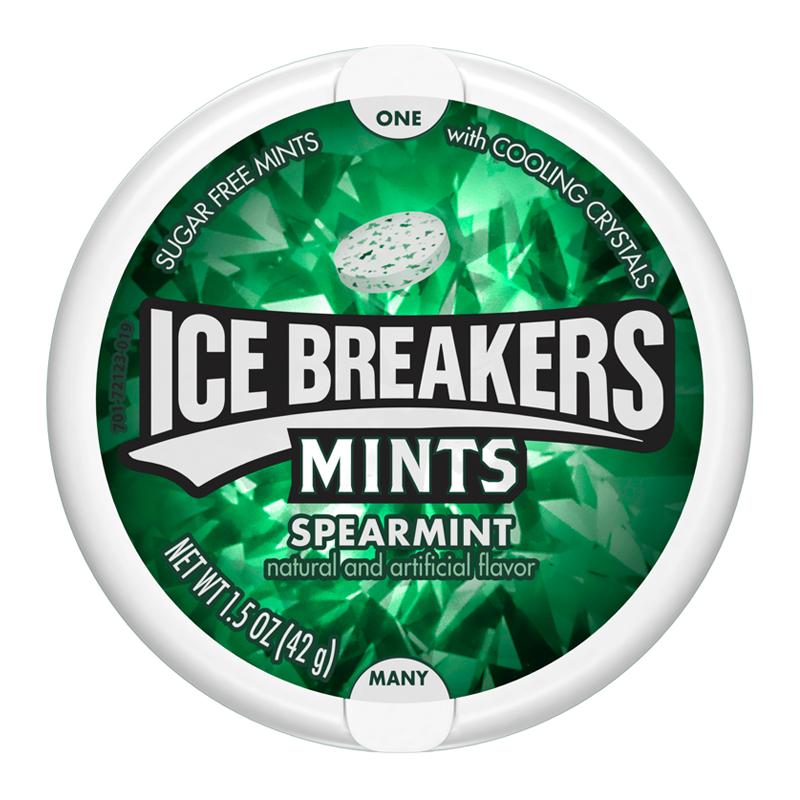 Ice Breakers Ice Breakers - Mints Spearmint 42 Gram