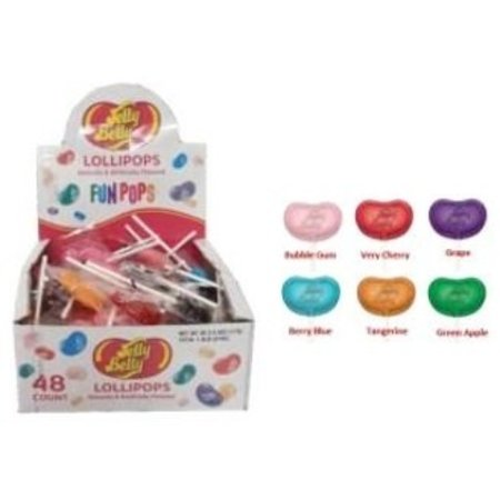 Jelly Belly Jelly Belly Lollipop 1x