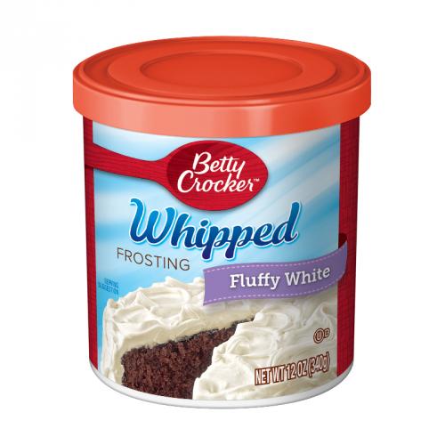 Betty Crocker Betty Crocker - Whipped Fluffy White Frosting 340 Gram