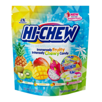 Hi-Chew - Tropical Mix Stand Up Pouch 360 Gram