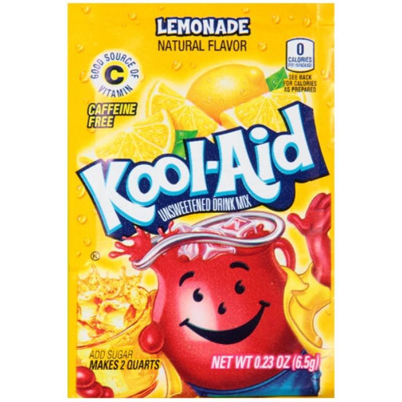 Kool Aid Kool-Aid - Lemonade 6,5 Gram