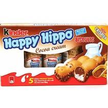 Kinder - Happy Hippo Cocoa Cream 5-Pack