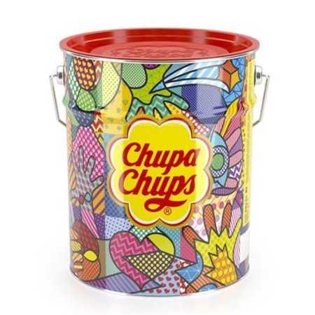 Chupa Chups Chupa Chups - Blik The Best Off 150 Lolly's 6 Blikken