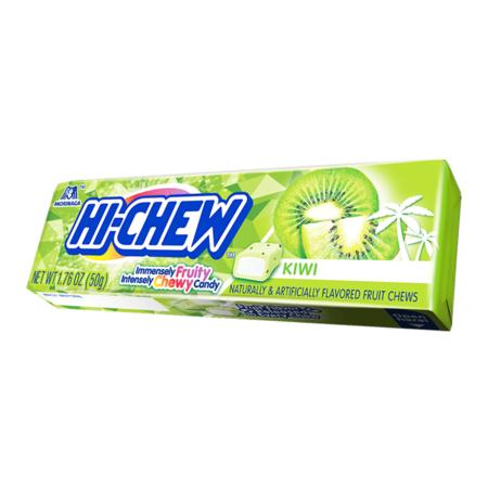 Hi-Chew Hi-Chew - Fruit Chews Kiwi 50 Gram