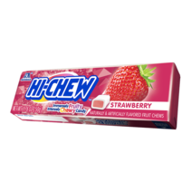 Hi-Chew - Fruit Chews Strawberry 50 Gram