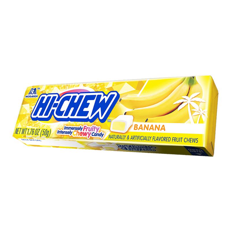Hi-Chew Hi-Chew - Fruit Chews Banana  50 Gram