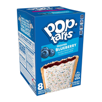 PopTarts - Frosted Blueberry 384 Gram