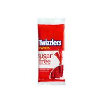 Twizzlers - Strawberry  Suikervrij 141 Gram