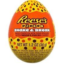 Reese's - Pieces Shake & Break Egg 34 Gram