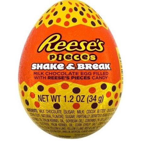 Reese's Reese's - Pieces Shake & Break Egg 34 Gram