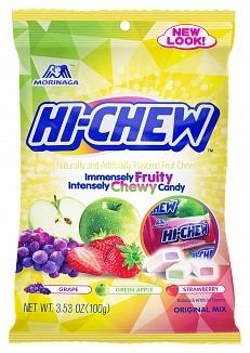 Hi-Chew Hi-Chew - Original Mix Bag 100 Gram