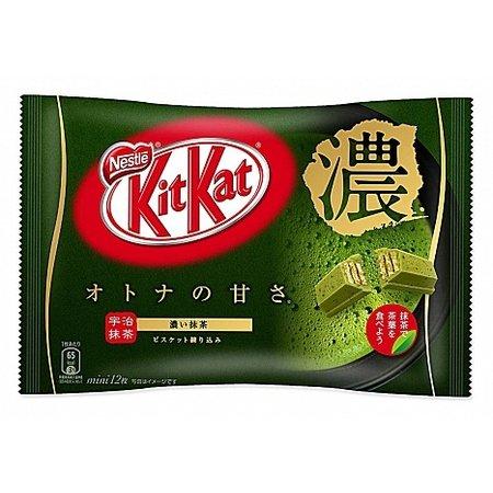 Kitkat KitKat - Mini Double Matcha 128 Gram