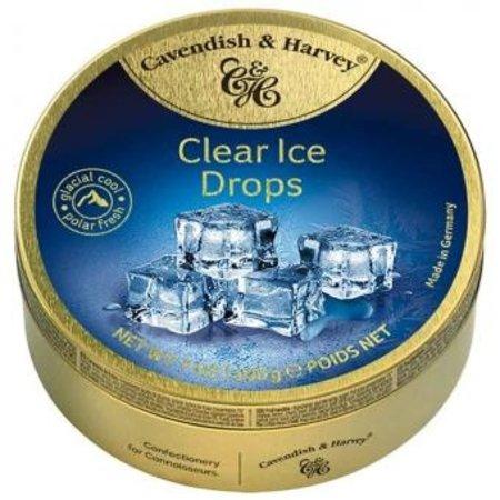 Cavendish & Harvey Cavendish & Harvey - Clear Ice Drops 200 Gram