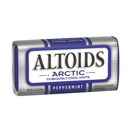 Altoids Altoids - Arctic Peppermint 34 Gram (suikervrij)