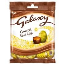 Galaxy - Caramel Chocolate Easter Mini Eggs 80 Gram