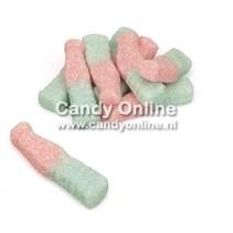 Astra - Zure Bubble Gum Flesjes 3 Kilo
