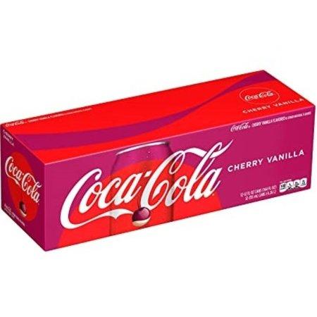Coca Cola Coca Cola - Cherry Cola Vanilla 355ml 12 Blikjes