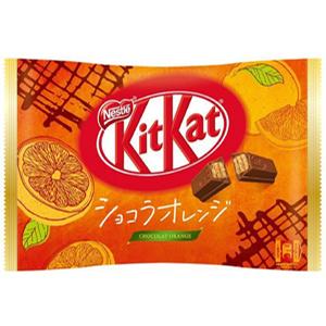 KitKat - Chocolate Orange 12 Mini's