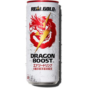 Real Gold Real Gold -  Energy Drink Dragon Boost 250ml