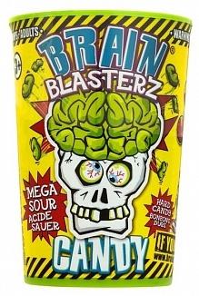 Brain Blasterz Brain Blasterz - Sour Candy Container 48 Gram