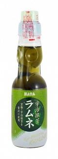 Ramune Soda Ramune Soda - Matcha 200ml