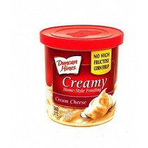 Duncan Hines - Cream Cheese Frosting 454 Gram