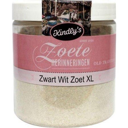 Van Vliet Kindly's - Zwart Wit Zoet XL 150 Gram 12 Stuks