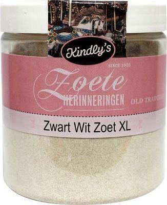 Van Vliet Kindly's - Zwart Wit Zoet XL 150 Gram