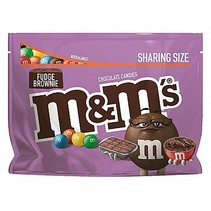 M&M's - Fudge Brownie 269 Gram