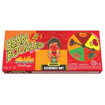 Jelly Belly - Bean Boozled Flaming 5 Spinner 100 Gram