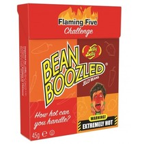Jelly Belly - Bean Boozled Flaming 5 - 45 Gram