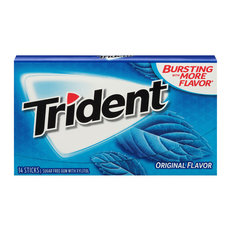 Trident Trident - Wintergreen 14 Stuks