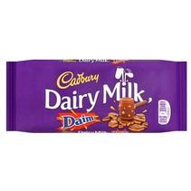 Cadbury - Dairy Milk Daim 120 Gram