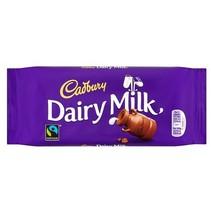 Cadbury - Dairy Milk 120 Gram