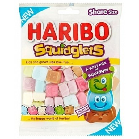 Haribo Haribo - Squidglets 140 Gram