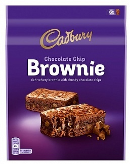 Cadbury Cadbury - Brownie Original 150 Gram