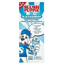Slush Puppie - Blue Raspberry Slushy 3-Pack