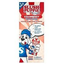 Slush Puppie - Strawberry Slushy 3-Pack