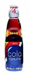 Ramune Soda Ramune - Cola Soda 200ml